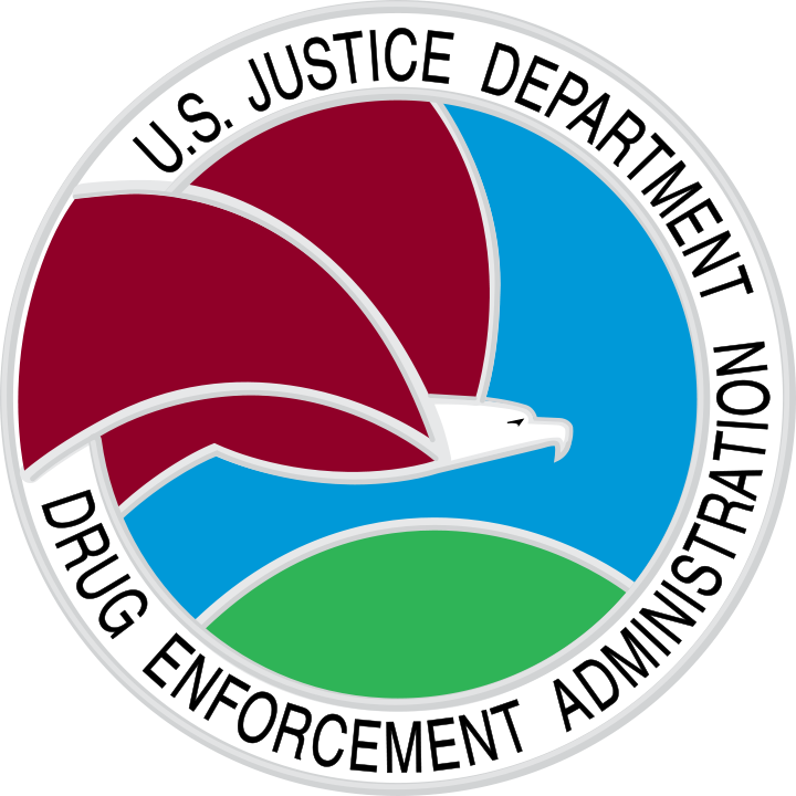 US Justice Dept Drug Enforcement Administration